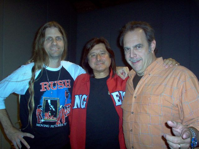 Donnie Ray, Steve Perry & Uncle Joe Benson